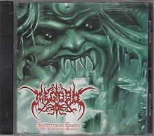 MEGIDDO - subterranean empire CD