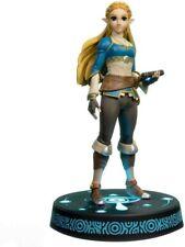 The Legend of Zelda Breath of the Wild PVC Statue Zelda Collector's Edition 2...