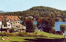 1991 MAIN LODGE OF THE CHANTECLER OVERLOOKING LAC ROND, STE. ADELE-EN-HAUT, QUE.