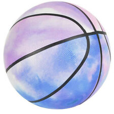 """9.5"""" Tie Dye Marble Regulation Basketball Official Size Ball Kids Sports Toys"""