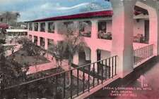 Fortin Veracruz Mexico garden Hotel Ruiz Galindo real photo pc Z11723