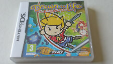Drawn to Life the next Chapter - Nintendo DS (NDS PAL AUS/UK/EUR Complete VGC)