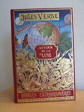 AUTOUR DE LA LUNE * JULES VERNE * MICHEL DE L'ORMERAIE * 1974