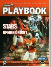 MIAMI DOLPHINS VS NEW YORK NY JETS PLAYBOOK OFFICIAL PROGRAM 9/26/2010 STADIUM