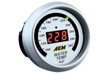 AEM Gauge Kit Digital Water Temp 100 to 300°F 30-4402