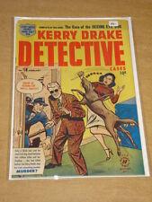 KERRY DRAKE DETECTIVE CASES #18 VG- (3.5) HARVEY COMICS FEBRUARY 1950