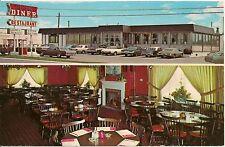 The Circle Diner and Restaurant Flemington NJ Roadside Postcard