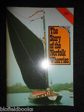 The Story of Norfolk Wherries by David Bray (Paperback, 1978) East Anglia Trade