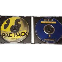 Pac-Man Pack 6 Games 3D Ultra Pinball PC 2 CD-ROM Lot 1995 1998 Arcade Sierra