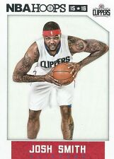 Josh Smith NBA Hoops 2015-2016 Trading Card #2