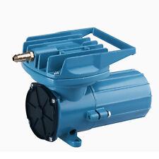 DC 12V 100LPM 1585GPH Aquarium Air Pumps Compressor Aerator for Aqua Fish Pond