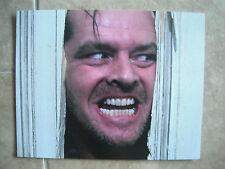 Jack Nicholson Color 11x14 Promo Photo Hollywood Movie Star The Shining