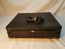 Pioneer DV-C503 5 Disc Changer DVD/CD Player No Remote Cleaned/Tested