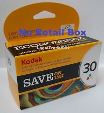 Kodak Color Ink Inkjet Cartridge 30 30C no retail box 1022854 Single Unit -b