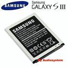 Battery Original 100% SAMSUNG EB-L1G6LLU For Galaxy S3 Neo i9301 2100MaH New