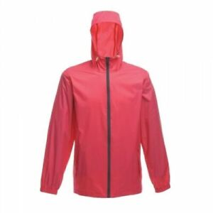 Regatta Avant Womens Golf Lightweight Hooded Waterproof Jacket Rain Coat RRP £40