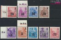 DDR 435-442 (kompl.Ausg.) mit 439b postfrisch 1954 Fünfjahresplan (II (9187989
