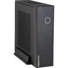 Chieftec IX-03B-85W, Desktop-Gehäuse, schwarz