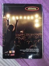 Reading Festival Carling Weekend: Reading Festival 2003 tour programme UK