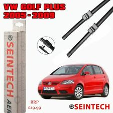 "VW GOLF PLUS MK5 2005-2009 SPECIFIC FIT FRONT WINDSCREEN WIPER BLADES 28""28"""