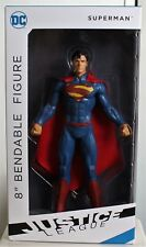 DC Justice League SUPERMAN Bendable Figure