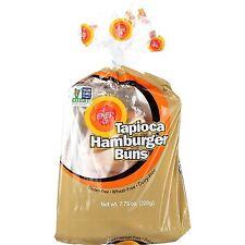Ener-G Foods Tapioca Hamburger Buns - Case of 6
