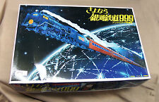 Adieu Galaxy Express 999 Model Train Kit Bandai GE999 Harlock Vintge Japan AS IS