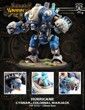 Warmachine: Cygnar Hurricane/Stormwall Colossal Warjack Kit (Plastic) PIP 31112