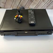 SONY DVP-S530D DVD / CD / Video CD Player w/ Orig Remote, RCA Cables