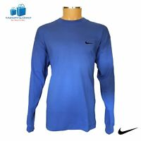 Nike Embroidered Men's Crew neck Long Sleeve T-Shirt Brand New with Tags