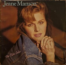 JEANE MANSON: Mes Photos Couleur-M1983LP FRENCH IMPORT FORMER PLAYBOY PLAYMATE