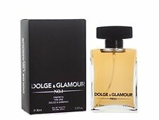 Dolge & Glamour NO.1  Eau de Toilette Men's Perfume spray 2.8 oz