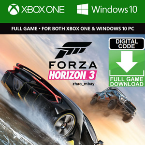 Forza Horizon 3 Xbox One/Series X|S/Windows 10 FULL GAME DOWNLOAD FAST DELIVERY!
