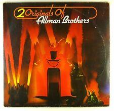 "2x 12"" LP -2 Originals - The Allman Brothers Band - Idlewild South - M1176 - RAR"