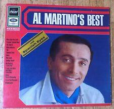 AL MARTINO Al Martino's Best LP