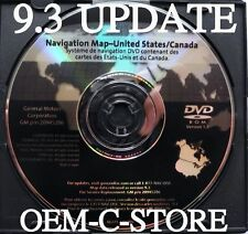 2007-2012 Buick Enclave GMC Acadia Navigation DVD Disc 9.3 Map UPDATE 2011 #286