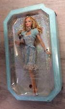 Beautiful Birthstone Beauties Miss Aquamarine March Barbie NRFB