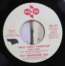 Soundtrack Jesus Christ Superstar 45 Roy Meriwether Trio - Jesus Christ Supersta