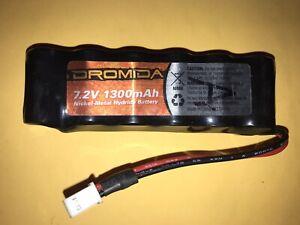 DIDC1033 Dromida 6-Cell 7.2V 1300mAh NiMH DB/BX/MT/SC/DT/TC 4.18
