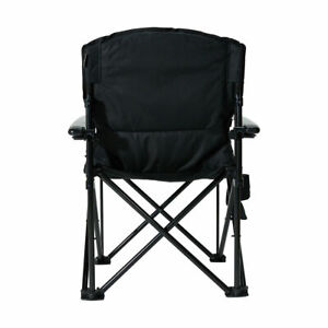 New DELUXE Hard Arm Chair (120kg LIMIT) Folding Portable Camping Picnic SA