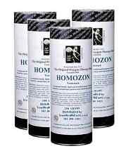 Homozon 4pk, Double Strength,Fresh 230gr each  FREE SHIPPING