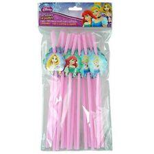 Princess Straws 18-pack