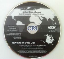 2010 Update 5.1c 2006 2007 2008 2009 2010 2011 Cadillac DTS Navigation DVD Map