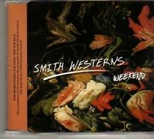 (BO369) Smith Westerns, Weekend - 2011 DJ CD