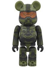 Bearbrick S28 Medicom Microsoft Hero 28 be@rbrick 100% Halo War 4 Green Chief