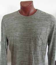 NWT Calvin Klein Jeans Shirt Tee w/ Pocket and Folding Sleeves Size XL