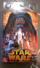 Star Wars Target Exclusive Clone Trooper Revenge Of The Sith Brand New Case/12