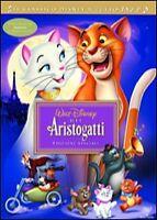 dvd cartone animato gli aristogatti walt disney