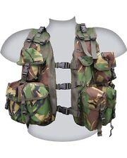 Dpm Classic Combat Military Assault Vest SAS Army Cadet Tactical