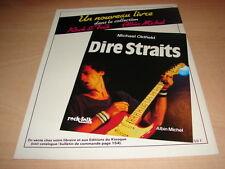 DIRE STRAITS - ROCK N FOLK!!!!!!!!!! PUBLICITE / ADVERT